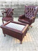 Konferenční stolek Chesterfield