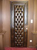 Odhlučnění dveří ve stylu Chesterfield
